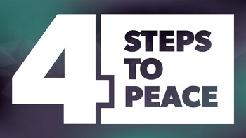 4 Steps to Peace