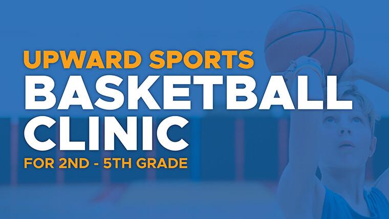 Upward Basketball Clinic