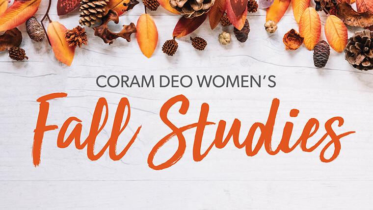Women's Ministry Fall Bible Study 2019