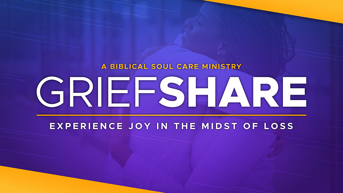 GriefShare Small Group – Fall 2020