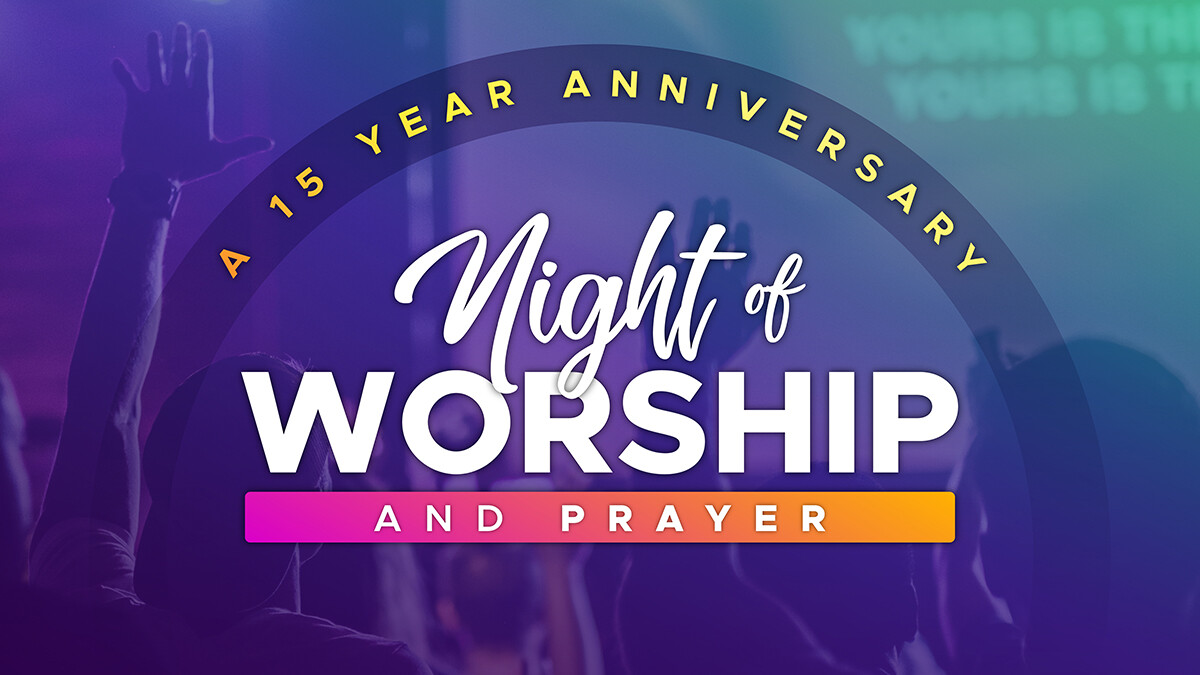 Night of Worship & Prayer