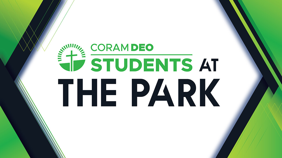 Coram Deo Students @ The Park