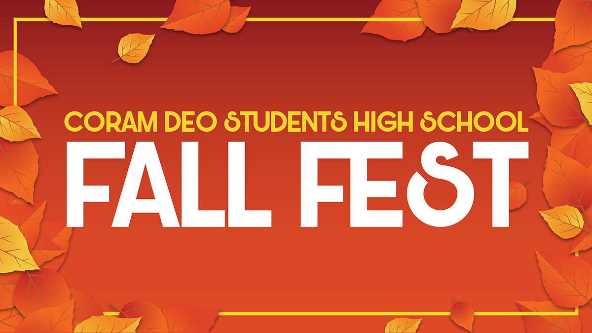 High School Fall Fest